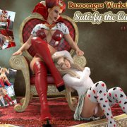 Bazoongas Workshop – Satisfy The Queen