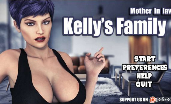 Kelly's Family: Mother in law (InProgress) Update Ver.0.6