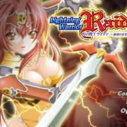 Lightning Warrior Raidy / Ikazuchi no Senshi Raidi