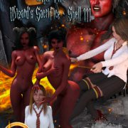 Artist Shinra-kun - Harriet Cooper And The Wizard's Sacrifice - Spell 3