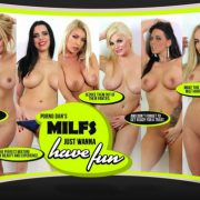 Porno Dan's MILFs just wanna have fun