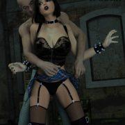 Artist Casgra – Dark Alley Lover