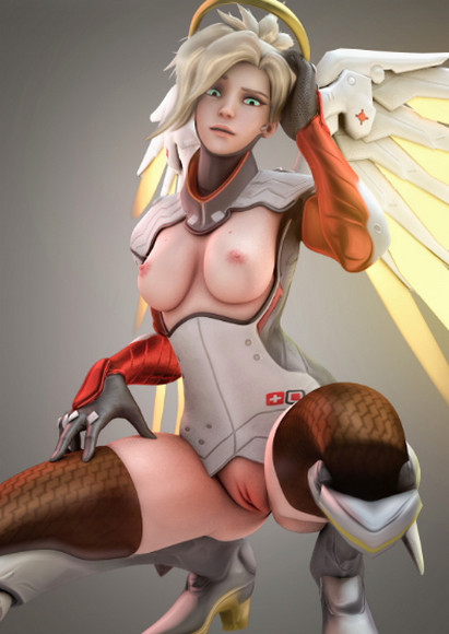 Mercy (Overwatch) assembly