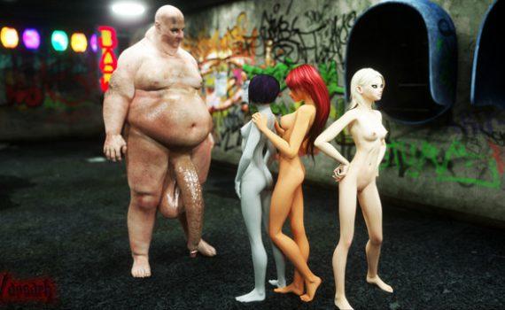 Artist Vaesark – CGS55 – Titans