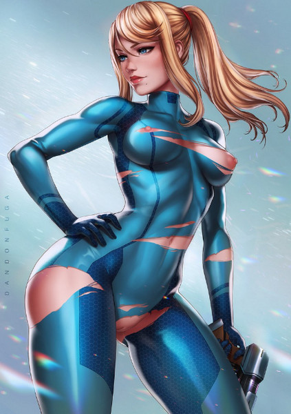 Samus Aran (Metroid) assembly