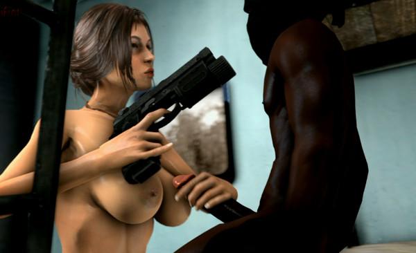 Lara Croft and the Pirate