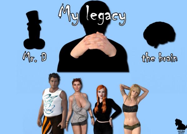 My Legacy (InProgress) Update Ver.0.5