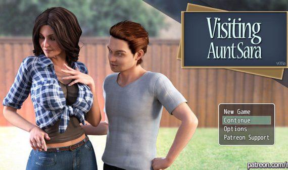 Visiting Aunt Sara Ver.0.8a