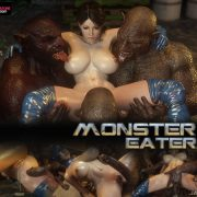 Artist Jared999d – Monster Eater Part 3