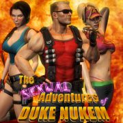 The Sexual Adventures of Duke Nukem (Alpha) Ver.0.37
