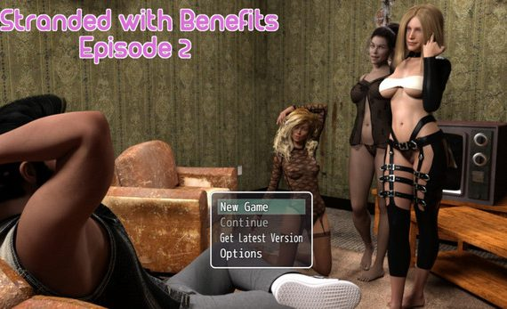 Stranded With Benefits – Episode 2 (InProgress) Update Ver.0.7