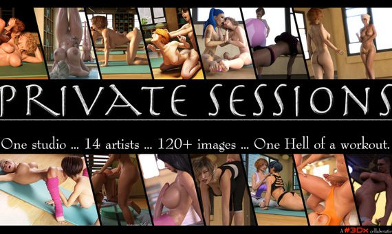 Artist Hashtag 3Dx – Private Sessions