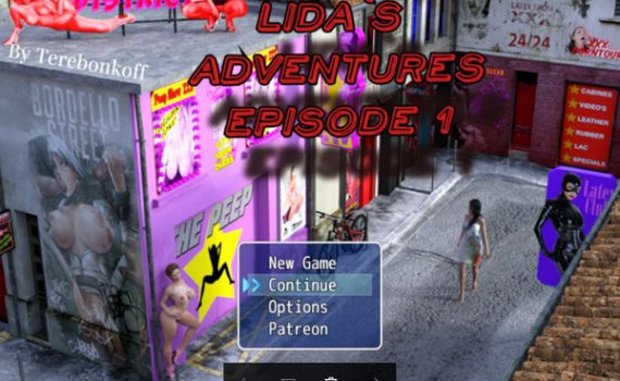 Lida`s Adventures (InProgress) Episode 1 Ver.0.8