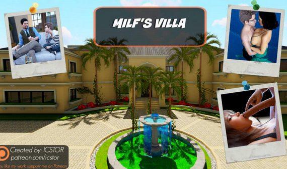 Milf's Villa (InProgress) Episode 3