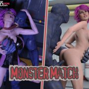 Artist RedRobot3D – Monster Match