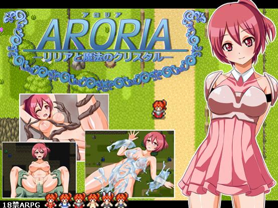 ARORIA - Crystal and the Magic Lilia