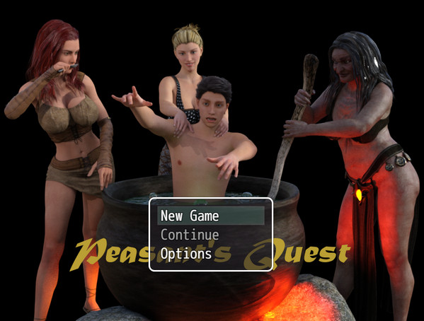 Peasant's Quest – The Giantess (InProgress) Ver.0.33