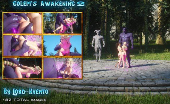 Artist Lord-Kvento – Golem's Awakening 2