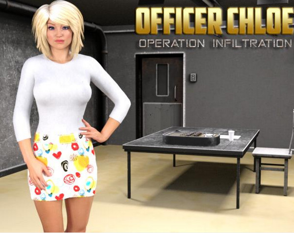 Officer Chloe: Operation Infiltration (InProgress) Update Ver.0.8.2