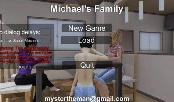 Michael's Family (InProgress) Update Build 4