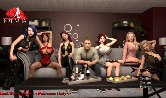 Lust Town (InProgress) Ver.0.0.5a
