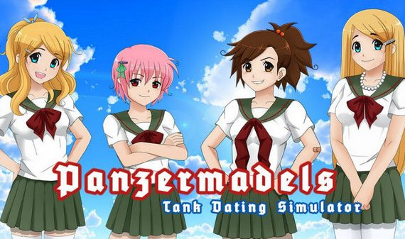 Panzermadels: Tank Dating Simulator (Ver.18+ Patch)