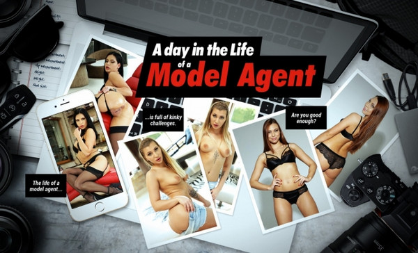 Lifeselector – A Day in the Life of a Model Agent
