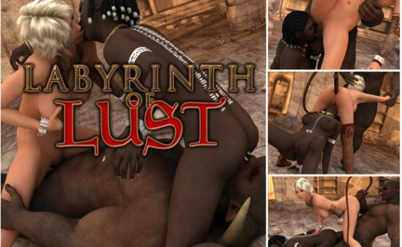 Artist Insane3D – Labyrinth of Lust