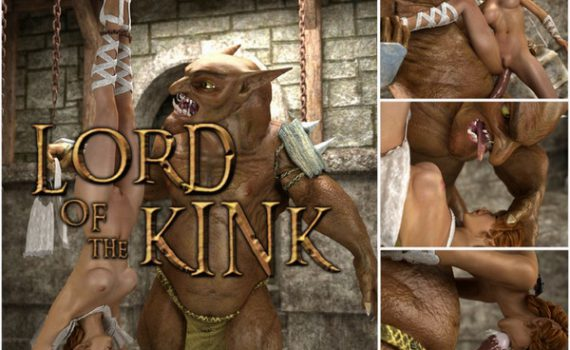 Artist Insane3D – The Lord of the Kink