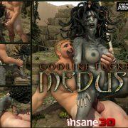Artist Insane3D – Godlike Fuckers – Medusa