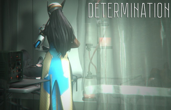 Determination - Overwatch and Nier Automata