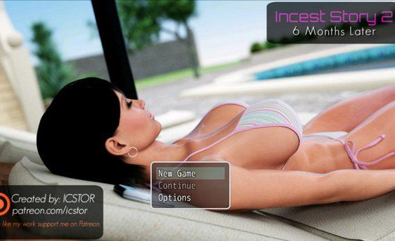 Incest Story 2 (InProgress) Update Ver.0.3b