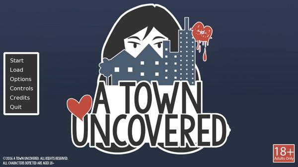 A Town Uncovered (InProgress/Win/Mac) Update Ver.0.10a