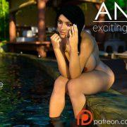 Anna Exciting Affection (InProgress) Update Ver.0.4.1