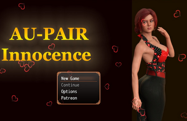 Au-pair Innocence (InProgress) Update Ver.0.3.1