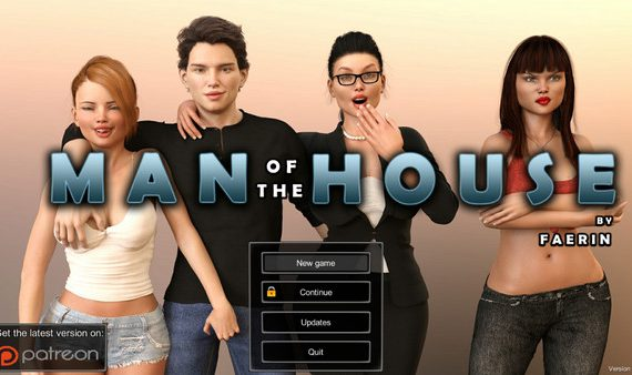 Man of the House (InProgress) Update Ver.0.5.3b