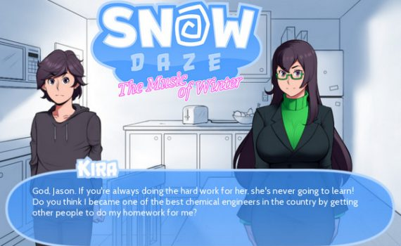 Snow Daze: The Music Of Winter (InProgress) Chapters 1-4 Ver.1.0