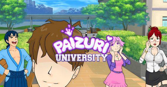Paizuri University (InProgress) Pv1.3.0 + C1v1.0.0 + C2v0.0.4