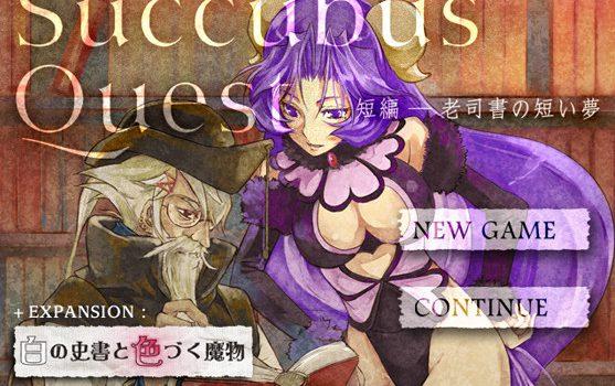 Succubus Quest – Expansion Set (Uncen)