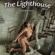 Artist Blackadder – The Lighthouse