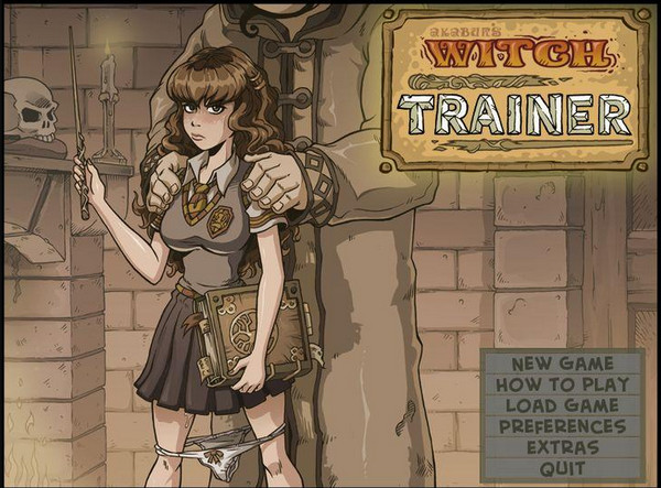 Witch Trainer (Silver Mod) Ver.1.16a