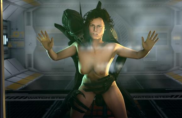 Damnation – Alien XXX