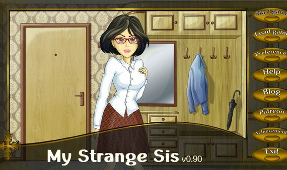 My Strange Sister (InProgress) Update Ver.0.90