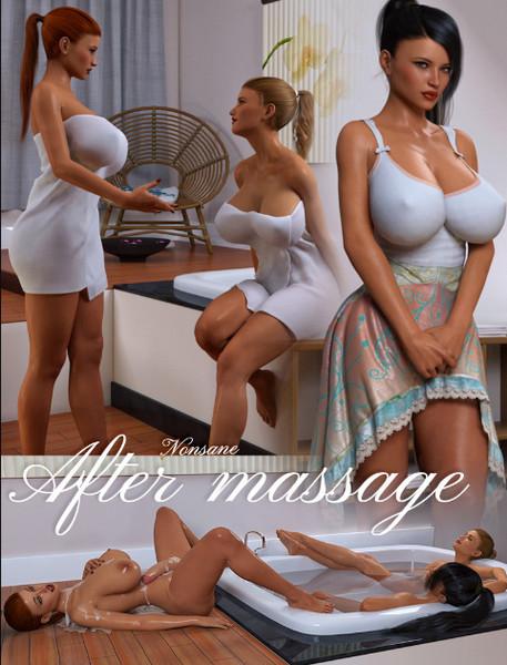 Artist Nonsane – After Massage