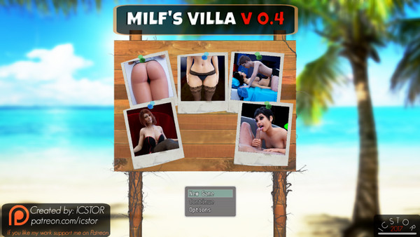 Milf's Villa – Episode 1-4 (InProgress) Ver.0.4c