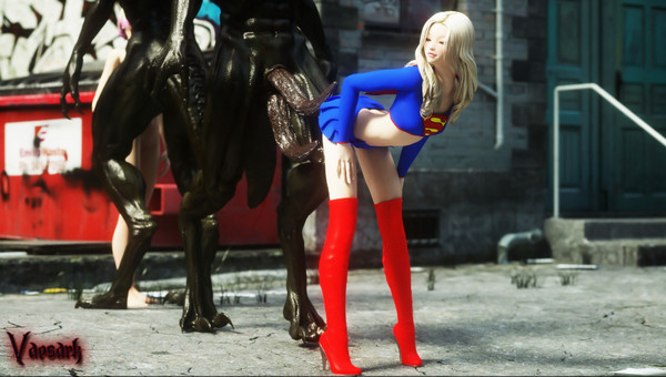 Artist Vaesark – CGS64 – Supergirl