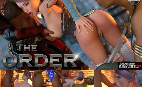Artist Naama – The Order