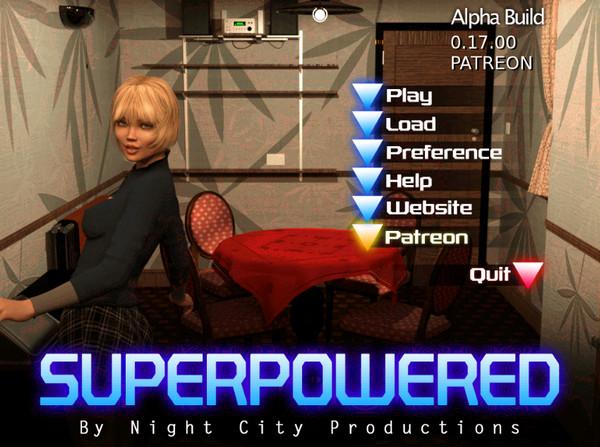 SuperPowered (InProgress) Update Ver.0.17.00