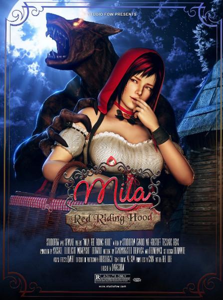 Studio FOW - Mila Red Riding Hood