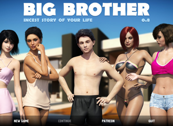 Big Brother (InProgress) Update Ver.0.8